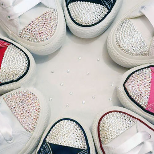 Send In Your Own Converse