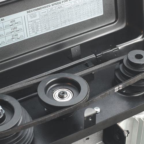 Pillar Drill Floor 16-Speed 1610mm Height 230V - Sealey - PDM210F