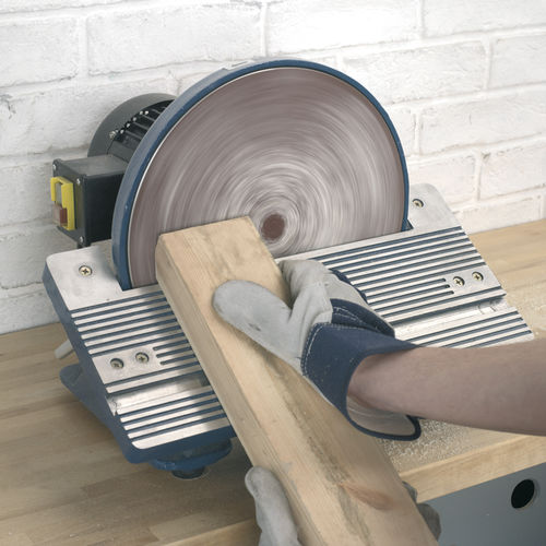 Disc Sander Bench Mounting Ø305mm 750W/230V - Sealey - SM31