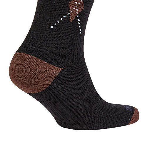 Sealskinz Men's Sea Eagle Mid Weight Socks