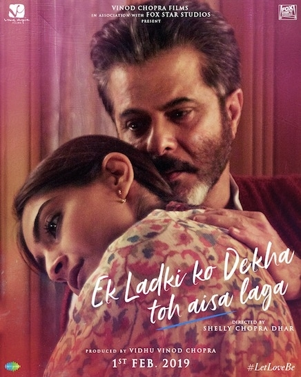 Father-daughter duo Anil Kapoor and Sonam Kapoor on why they chose to do Ek Ladki Ko Dekha Toh Aisa Laga
