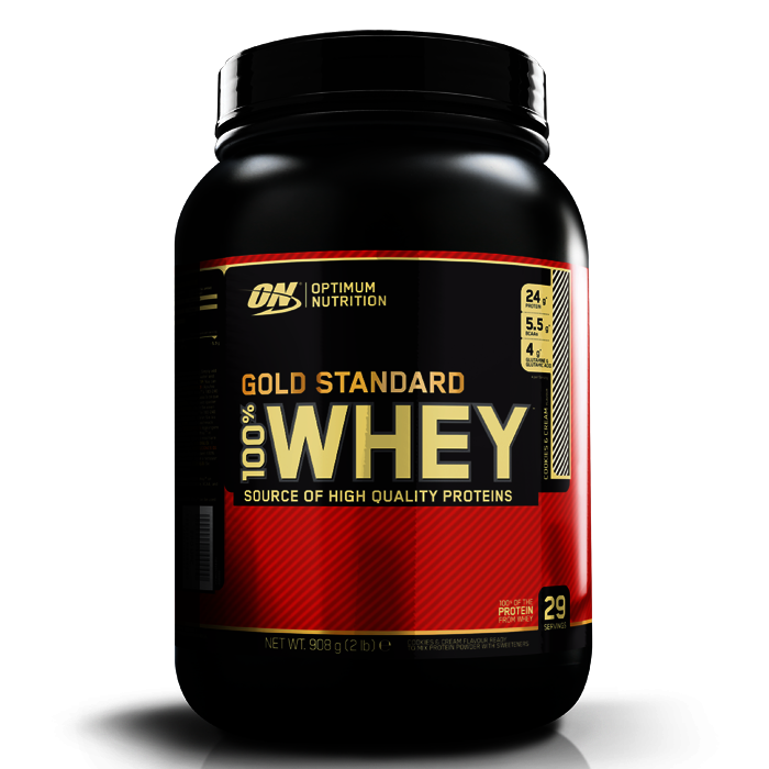 ON - Double Rich Chocolate 100% Whey Protein