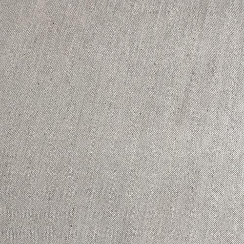 Grey Stretch Denim 80cm Remnant