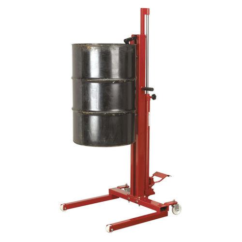 Hydraulic Drum Truck & Van Loader 205ltr - Sealey - DH03