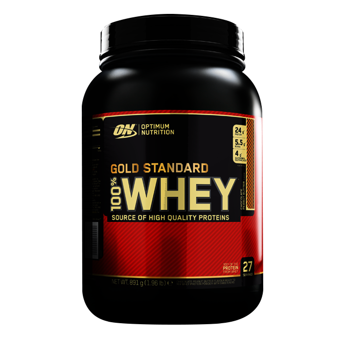 ON - Chocolate Peanut Butter 100% Whey Protein