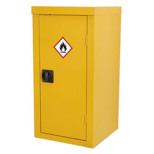 Hazardous Substance Cabinet 460 x 460 x 900mm - Sealey - FSC04
