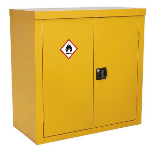 Hazardous Substance Cabinet 900 x 460 x 900mm x 900mm - Sealey - FSC05