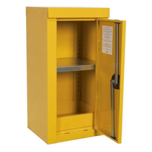 Hazardous Substance Cabinet 350 x 300 x 705mm - Sealey - FSC06