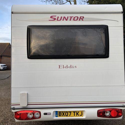 2007 Elddis Suntor 140 Motorhome - 4 Berth - Peugeot Boxer 2.0 HDi - 1 Owner - 26361 Miles