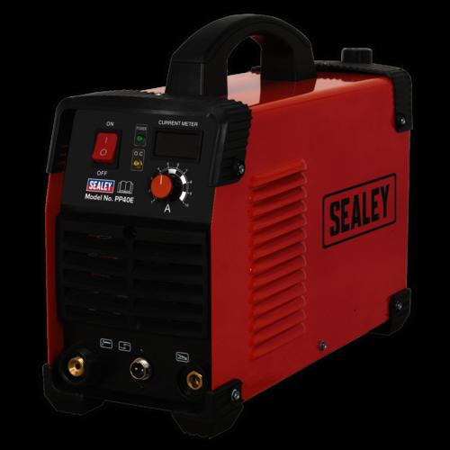 Plasma Cutter Inverter 40Amp 230V - Sealey - PP40E