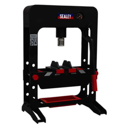 Premier Hydraulic Press 15tonne Bench Type - Sealey - PPB15