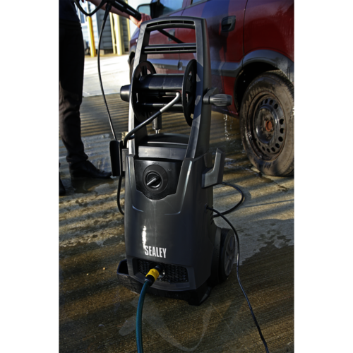 Pressure Washer 170bar with TSS & Rotablast Nozzle 230V - Sealey - PW2500