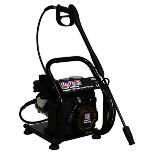 Pressure Washer 130bar 420ltr/hr 2.4hp Petrol - Sealey - PWM1300