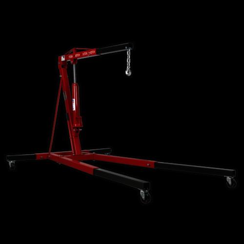 Crane 1tonne Long Reach Extendable Legs - Sealey - SC10LR