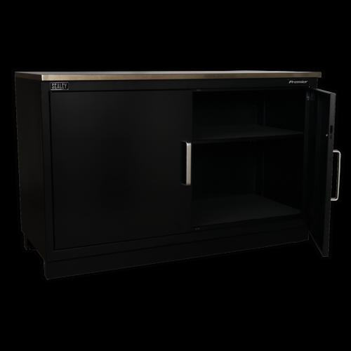 Modular Floor Cabinet 2 Door 1550mm Heavy-Duty - Sealey - APMS02