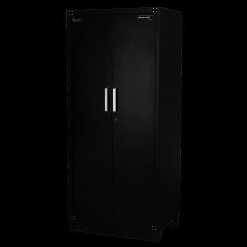 Modular Full Height Floor Cabinet 930mm Heavy-Duty - Sealey - APMS05