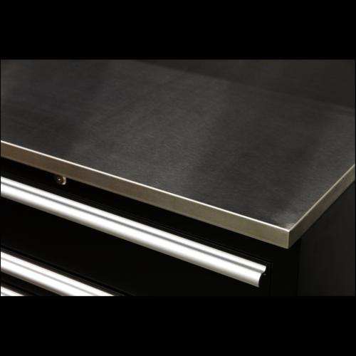 Stainless Steel Worktop 1550mm - Sealey - APMS09