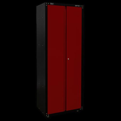Modular 2 Door Full Height Cabinet 665mm - Sealey - APMS83