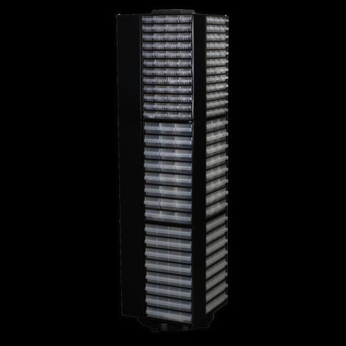 Rotating Storage Cabinet System 320 Drawer - Sealey - APTT320