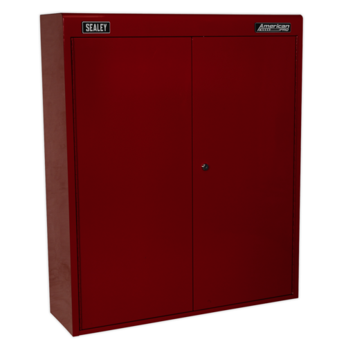 Wall Mounting Tool Cabinet with 2 Drawers - Sealey - APW750