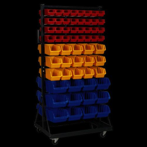Mobile Bin Storage System 118 Bin - Sealey - TPS118