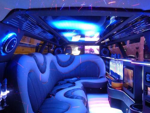 Dodge Magnum Limousines