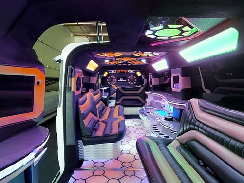 F650 (The Limo Truck) Limousine