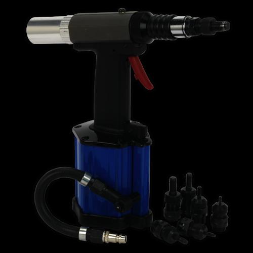 Air/Hydraulic Nut Riveter Heavy-Duty Vacuum System - Sealey - SA317