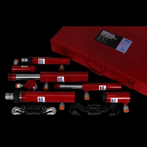 Specialist Push & Pull Ram Set - Sealey - RE97XCKIT