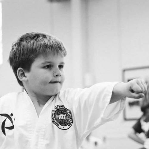 Martial Arts for 3-5 years olds
