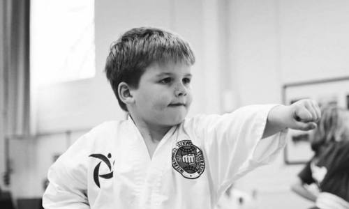 Martial Arts for 6-8 year olds