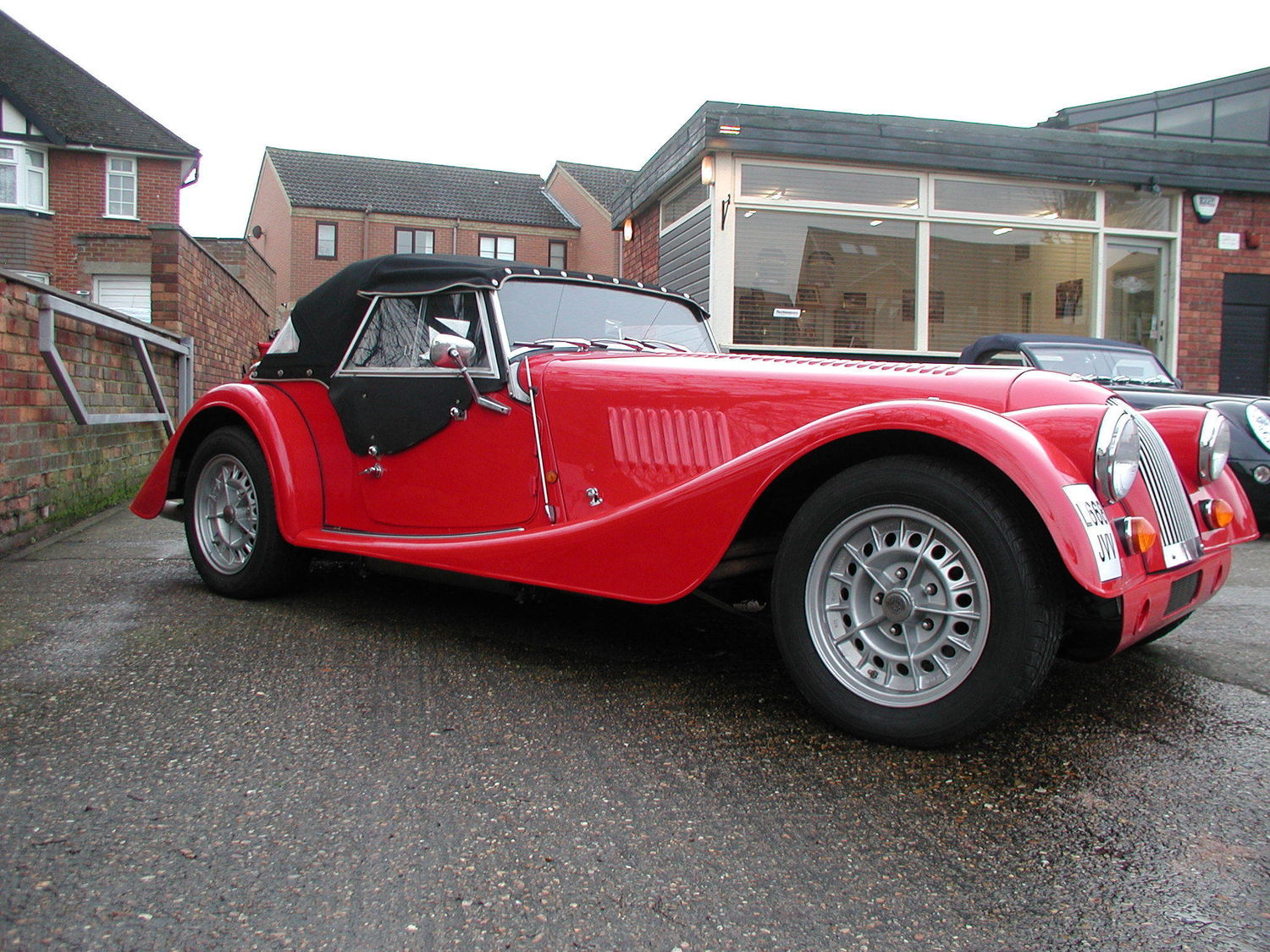 SOLD - 1993 Corsa Red Morgan +8