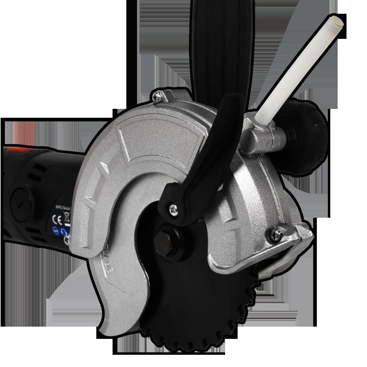 920W 230V Sealey SCT125 Cut-Off Saw Twin Blade Ø125mm