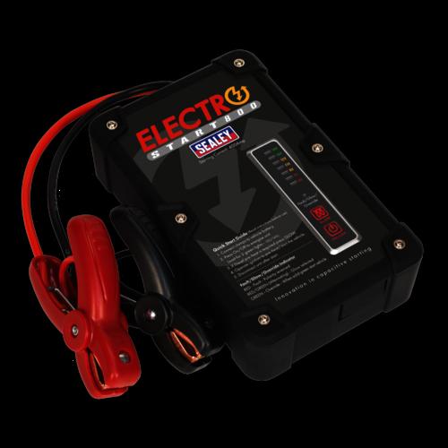 ElectroStart® Batteryless Power Start 800A 12V - Sealey - E/START800