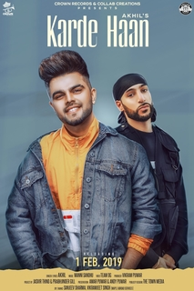 Manni Sandhu and Akhil are back with new jam 'karde haan'