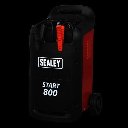 Starter/Charger 800/110Amp 12/24V 400V - Sealey - START800