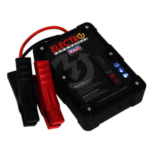 ElectroStart® Batteryless Power Start 1100A 12V - Sealey - E/START1100