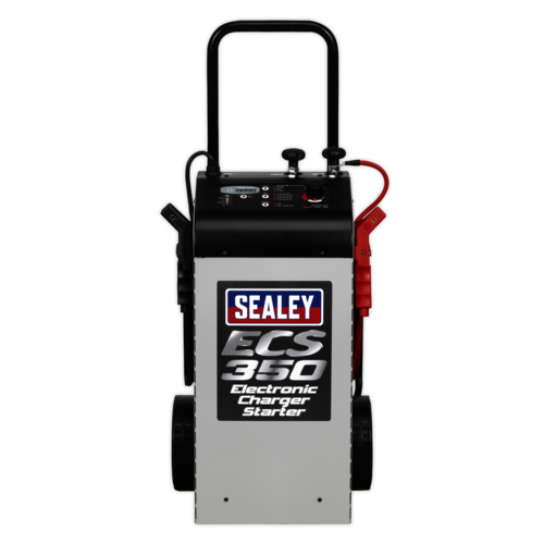 Electronic Charger Starter 60/350A 12/24V - Sealey - ECS350