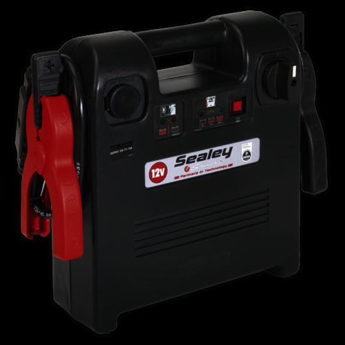 RoadStart® Emergency Jump Starter 12V 1700 Peak Amps DEKRA Approved - PBI1812S