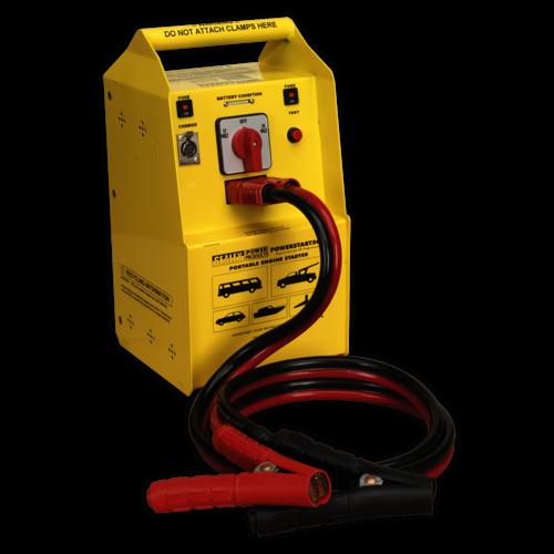 PowerStart Emergency Jump Starter 500hp Start 12/24V - Sealey - POWERSTART500