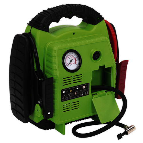 RoadStart® Emergency Power Pack with Air Compressor 12V 900 Peak Amps - RS1322HV