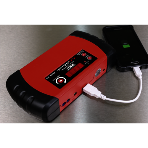 Jump Starter Power Pack Lithium(LiFePO4) 400A - Sealey - SL1S