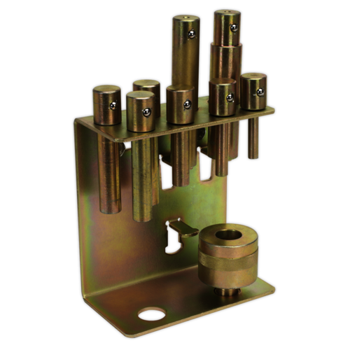 Press Pin Set 8pc - Sealey - YKPP8