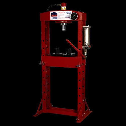Hydraulic Press 20tonne Floor Type - Sealey - YK209F