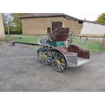 Marathon pony team carriage ref (775946)