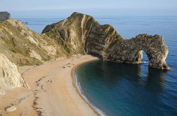 The 3 Best Places to Go in Dorset in a VW Campervan