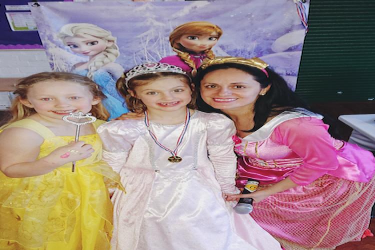 Princess Disco Children's Party Entertainers