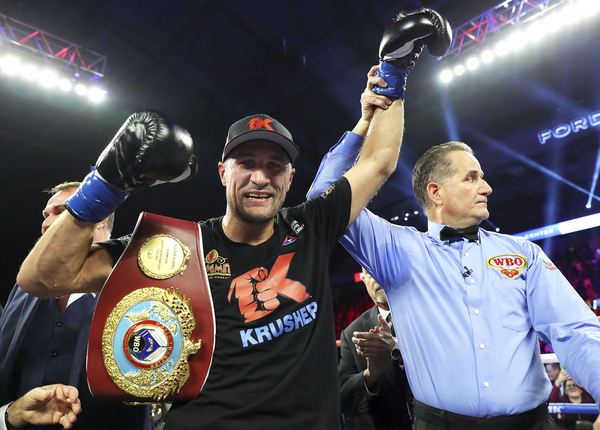 Super Saturday: Kovalev Gains Revenge Over Alvarez