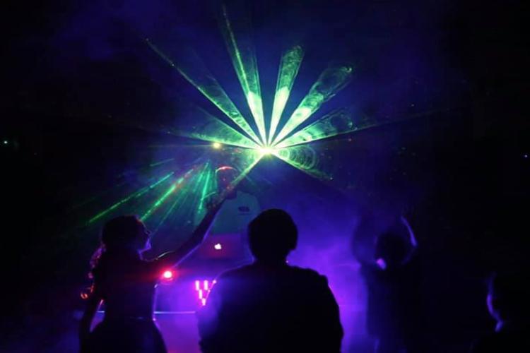 Children's Disco Party Entertainment