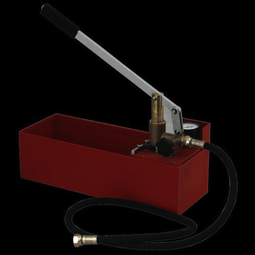 Heating System Pressure Tester - Sealey - HSPT05